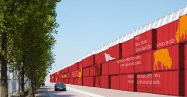 Porto de Leixões adopta solução para redução de poeiras