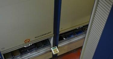 AR S.A. instala o quarto armazém automático Hänel