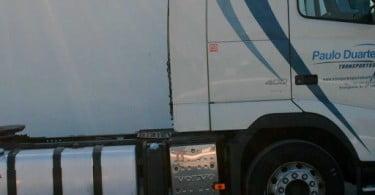 Grupo Paulo Duarte testa camião movido a GPL e gasóleo