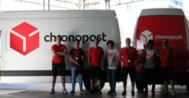 Chronopost promove integração de jovens em ambiente empresarial
