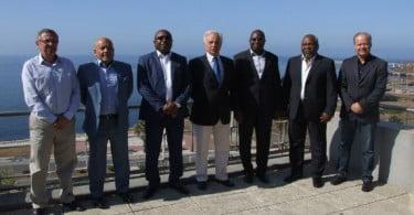 Comitiva do Porto de Luanda visita o Porto de Sines