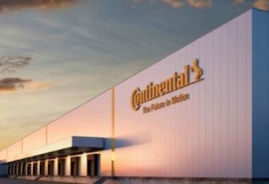 Continental Mabor fecha 2014 com lucros de 182 milhões