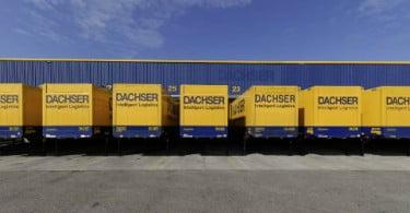Dachser terá nova filial no sudoeste da Alemanha