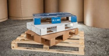 Europac lança palete de cartão que pode sustentar até 500 quilos