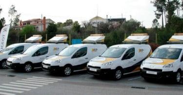 Estradas de Portugal renova frota com viaturas Peugeot