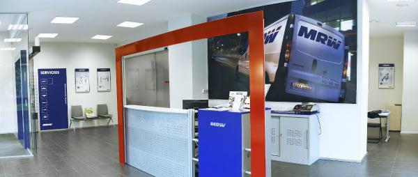 Lojas MRW de Lisboa