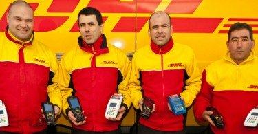 DHL Express aposta na mobilidade com tecnologia Motorola