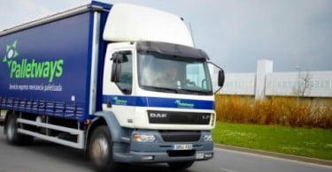 Palletways melhora os tempos de trânsito internacional na Europa