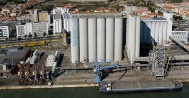 Porto de Lisboa cresce 6