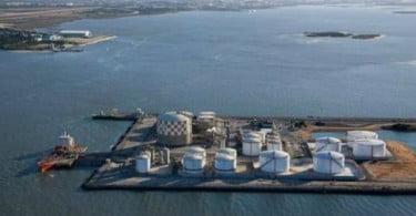 Porto de Lisboa cresce 5% nos granéis líquidos