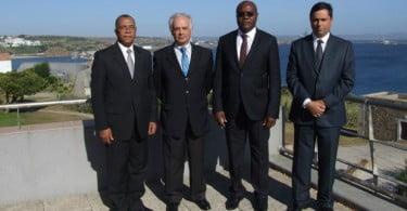 Porto de Sines e Empresa Portuária de Amboim firmam protocolo de cooperação