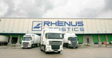 Rhenus Logistics lança novo serviço entre Valência e Inglaterra