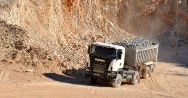 Scania entrega camião da nova gama Off-road G 400 à VAC