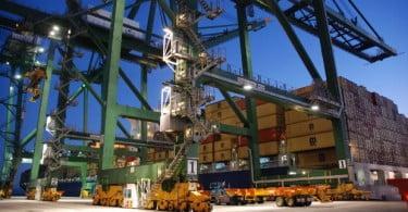 PSA Sines inicia obras de expansão do Terminal de Contentores
