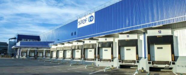 STEF fatura 269 milhões com a logística e transportes na Península Ibérica