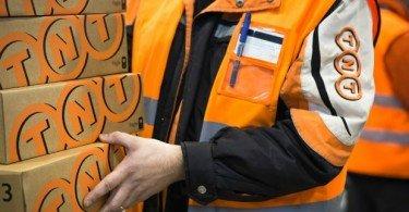 TNT alarga serviço 9:00 Express a cinco novas localidades