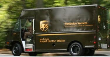 UPS investe em combustíveis alternativos