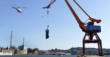 Presidente da Volvo Trucks assume o papel de duplo