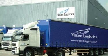 Yusen lança nova tecnologia de tracking