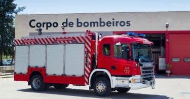 Volkswagen Autoeuropa adquire veículo de bombeiros Scania