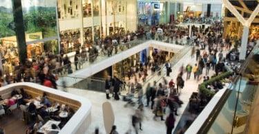 Indicador de confiança dos consumidores continua a aumentar