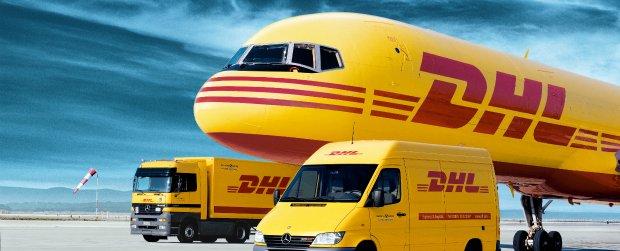 Receitas do grupo Deutsche Post DHL cresce para 15,6 mil milhões de euros