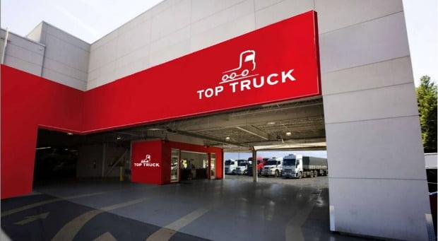 Rede de oficinas top truck lan a nova campanha for Dhl madrid oficinas
