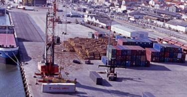 Sines integra reestruturação intercontinental de rede de portos