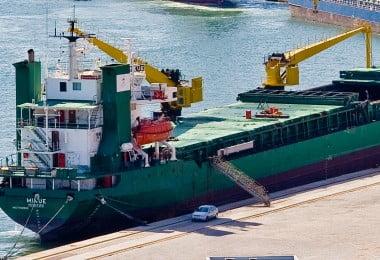 Porto de Viana do Castelo cresce 19% na movimentação de mercadorias