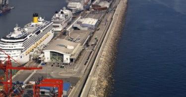 Porto de Barcelona prepara investimento de 360M€ até 2015