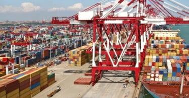 Exportações portuguesas crescem 2