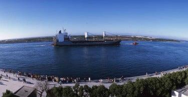 Ano recorde para portos do Centro