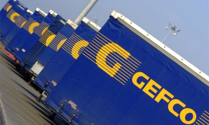 GEFCO - camiões