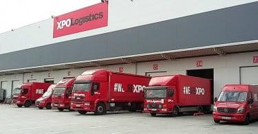 XPO Logistics - armazém