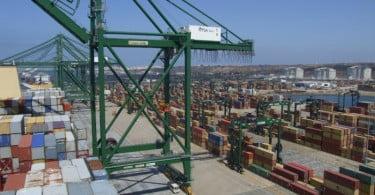 Porto de Sines Logística e Transportes Hoje