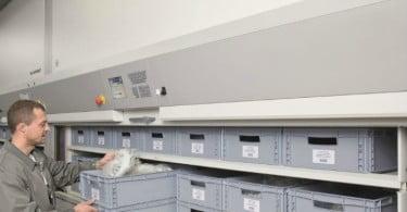VRC Warehouse - armazém vertical - Logística e Transportes Hoje