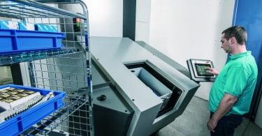 sistemas de armazenamento vertical