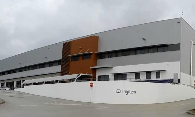 centro logístico da Logiters