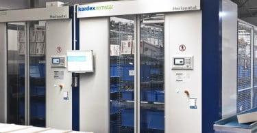 Kardex Remstar sistema de armazenamento horizontal Logística e Transportes Hoje