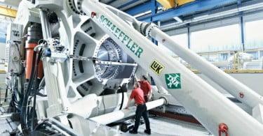 Schaeffler - armazém VRC Warehouse Technologies - Logística e Transportes Hoje