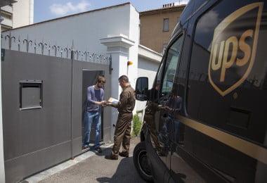 UPS Europa
