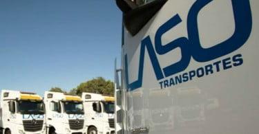 Laso Transportes abre filial na Alemanha