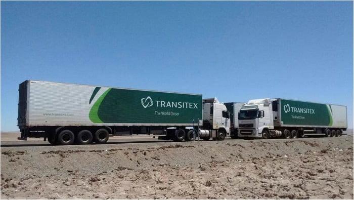Transitex lança novo serviço LCL em África