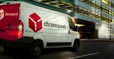 Chronopost carrinha - Logística & Transportes Hoje
