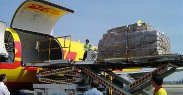 DHL - ajuda humanitária ao Haiti - Logística & Transportes Hoje