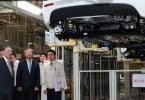 Hyundai - fábrica na China - Logística & Transportes