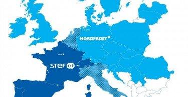 STEF e Nordfrost - parceria - Logística e Transportes Hoje