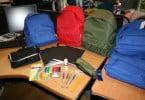 kits de material escolar - GEFCO