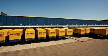 Dachser - armazéns - Logística e transportes Hoje