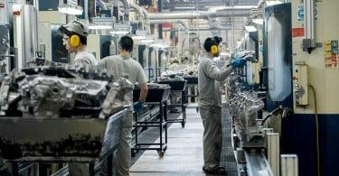 Produção automóvel em Portugal em rota de crescimento